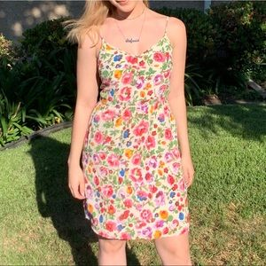 Madewell   Floral Dress Size 4